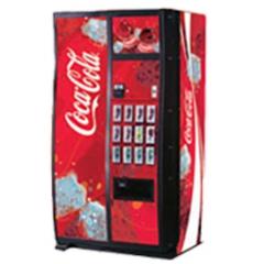ТА для продажи охлажденных напитков Vendo 680