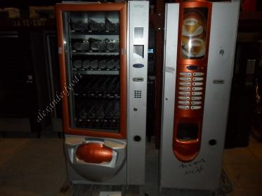 Вендинговые автоматы б/у (мини-бар) Fas Perla Pro ES6 + Krystal 183 SL 6-30