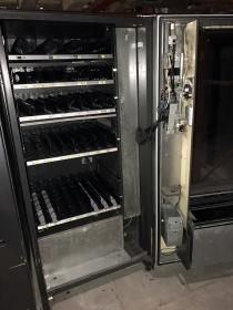 BIANCHI BVM 685 Plus (183 см) с холодильником (антивандальный корпус) б/у