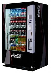 Снековый вендинговый автомат Vendo VU 40 (на запчасти)