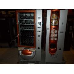 Вендинговые автоматы б/у (двойной мини –бар) Fas Perla Pro ES6 + 2 Krystal 183 SL 6-30